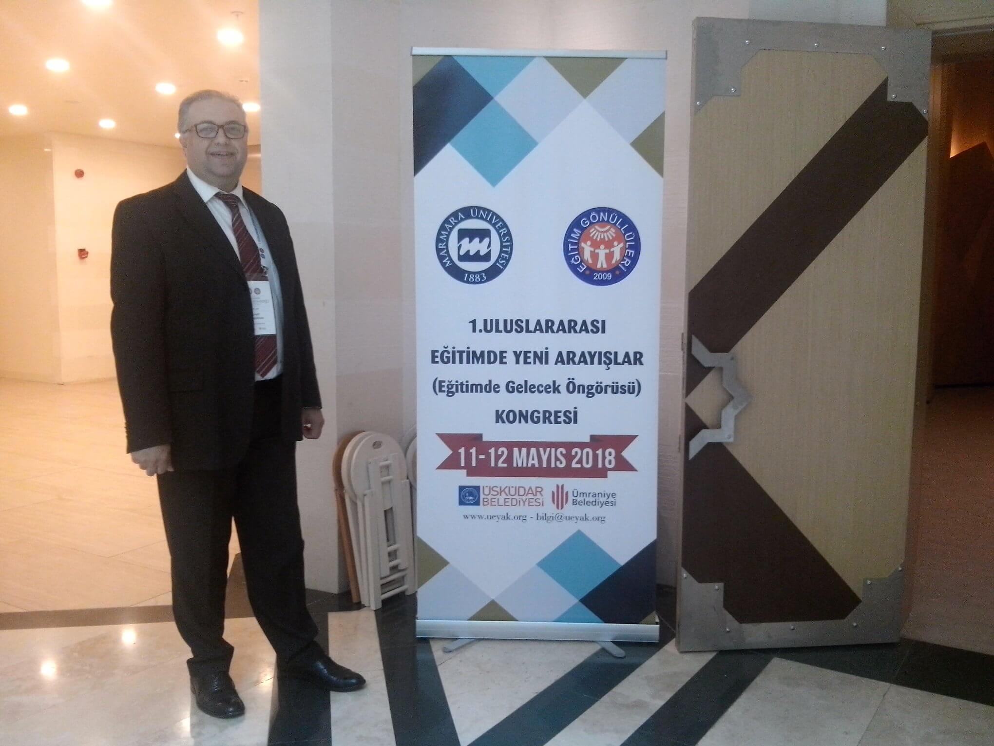 Birinci Uluslararası Eğitimde Yeni Arayışlar Kongresi