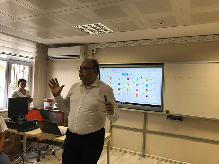 Sosyal Bilgiler Öğretmenlerinin Teknolojik Pedagojik Alan Bilgisi Yeterliliklerinin Geliştirilmesi Projesi