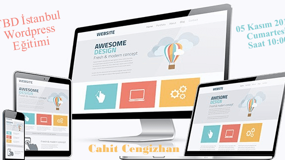 TDB WEB TASARIMI VE WORDPRESS EĞİTİMİ