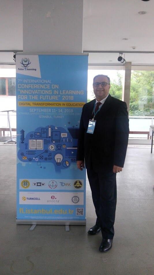 VII. Uluslararası Gelecek için Öğrenme Alannda Yenilikler Konferansı Future learning 2018: Eğitimde Dijital Dönüşüm